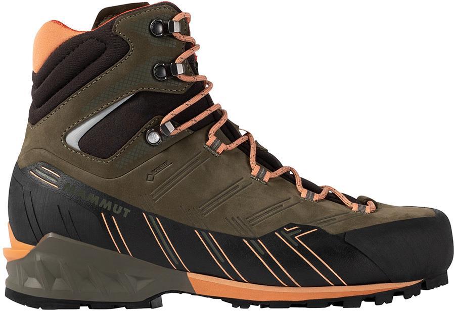 Mammut Kento Guide High GTX Women's Hiking Boots, UK 6 Brown